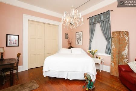 "Frenchmen House ""Rose Room"" - Nueva Orleans - Casa"
