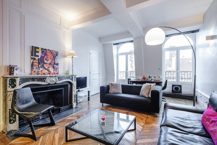 Modern flat in the center of Lyon
