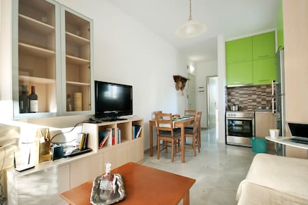 home 100m. from the sea & old town  - Rethymno - Wohnung