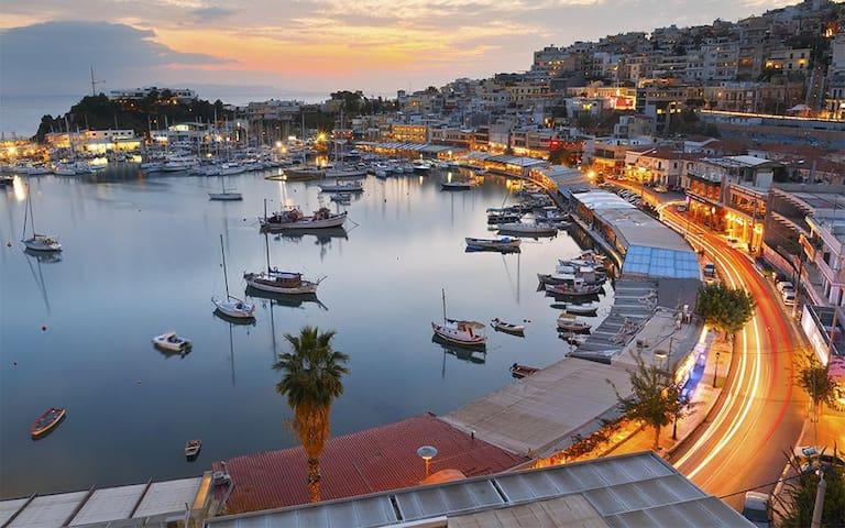 Peak Piraeus