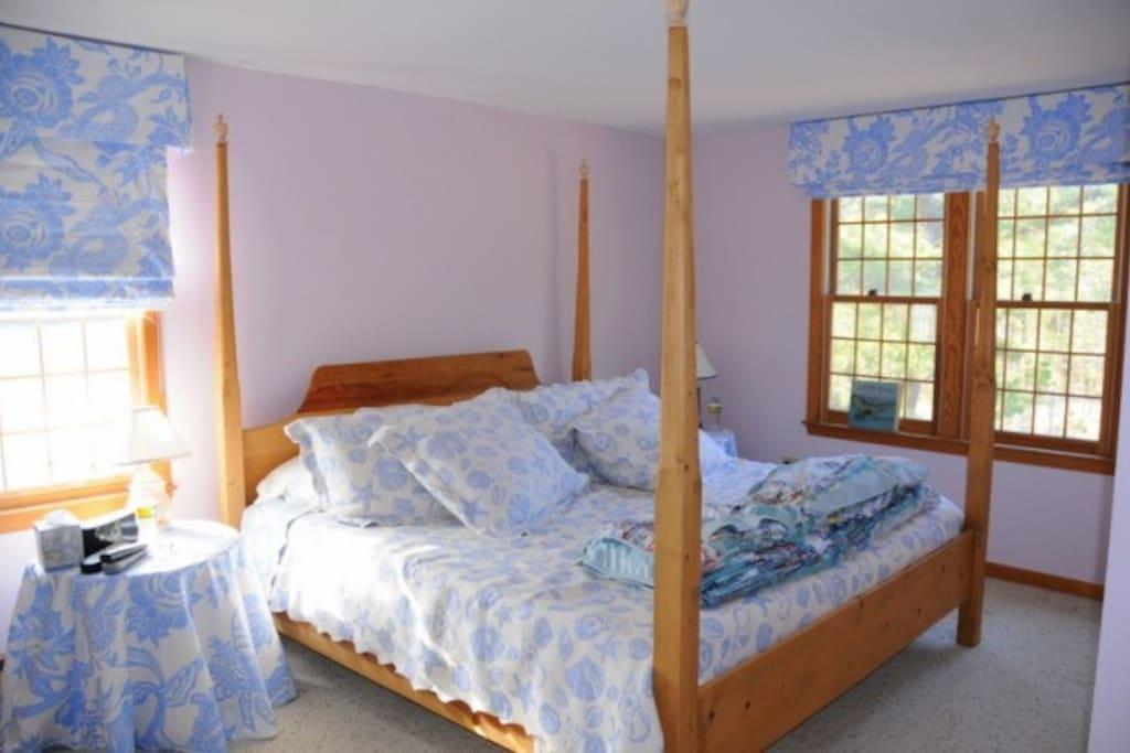 Master Bedroom second floor