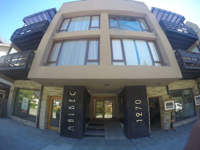 Depto. dos ambientes en casco centrico - San Martin de los Andes - Apartment