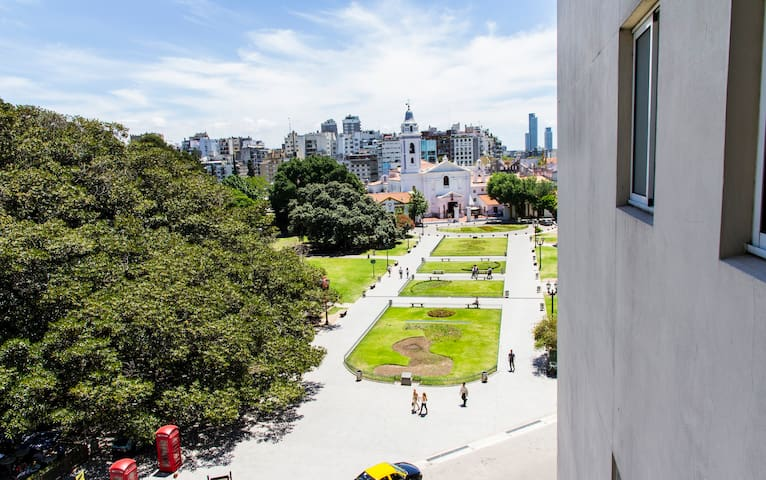 Best view! MOST EXCLUSIVE location in Recoleta!
