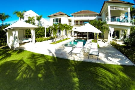 Rated 5 Star Luxury Home Caribbean - Punta Cana