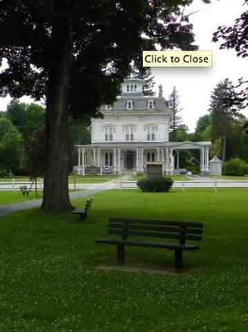Marble Mansion Inn, Fair Haven, VT
