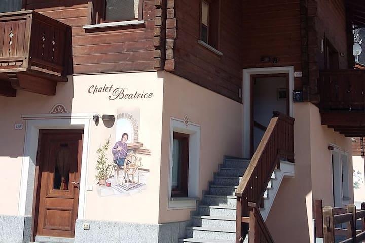monolocale in zona tranquilla per due persone - Livigno - Vacation home