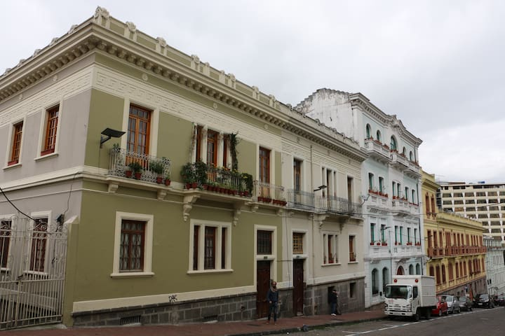 Appart. Historical Center - Art - - Quito - Pis