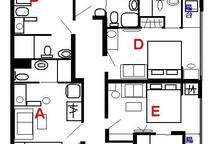 All units floor plan