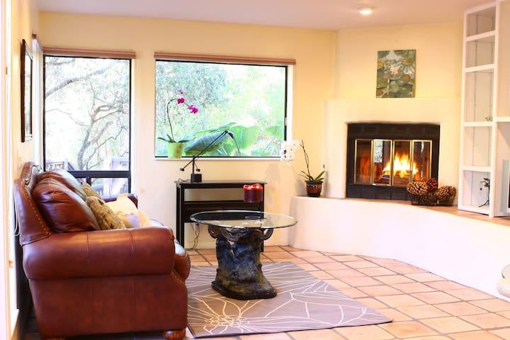 Montecito Secluded Serene Retreat - Montecito - Hus