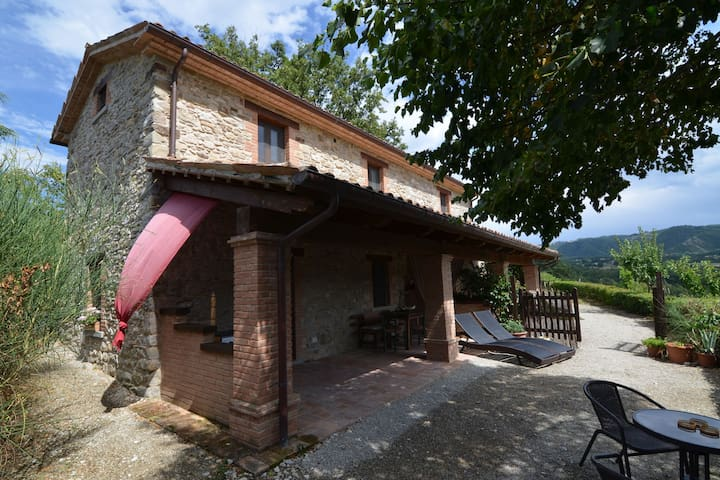 Cozy Apartment in Pennabilli with Garden