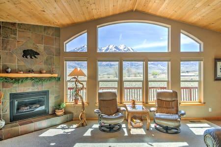 Paradise Vista - Spacious, Quiet, Mountain Views!