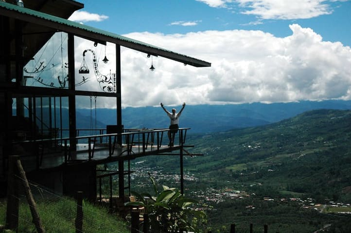 Volare:  Costa Rica REAL Adventure! Sleeps up to 7 - Turrialba - House