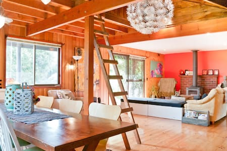 big house, sleeps nine, phillip island great vibe - Wimbledon Heights - Dom