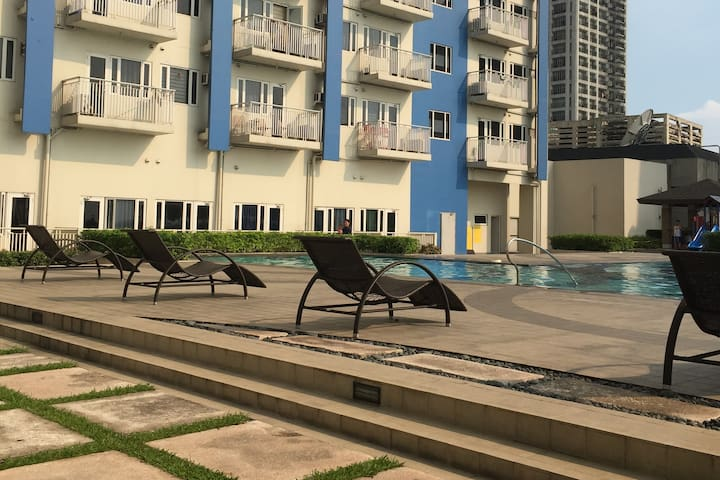 1 Bedroom at Sun Residences with Mall, Bank &Resto