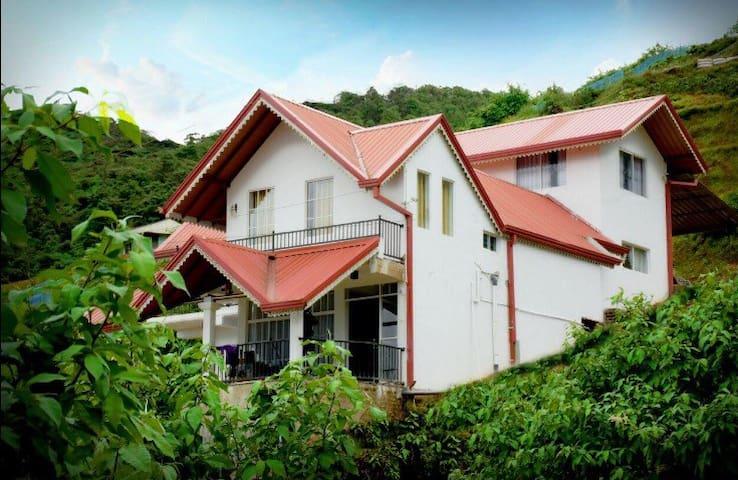 New built house - 努瓦埃利耶 - Villa