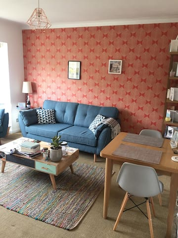 Two Bedroom flat in North London