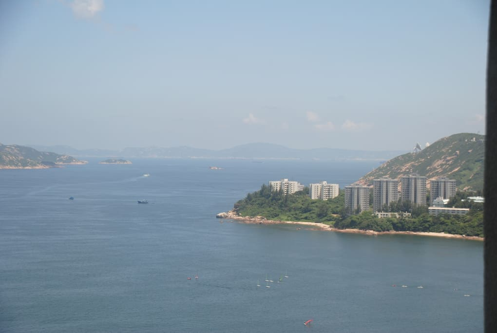 More views of the South China Sea