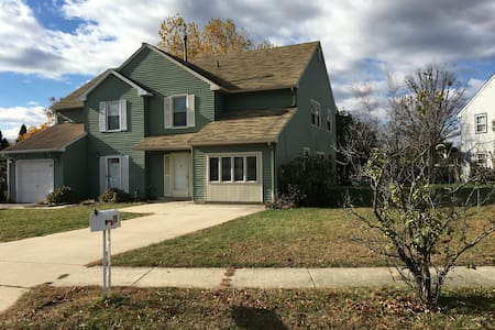 Nice Quiet Cozy Home close to everything - Voorhees Township - Casa adossada