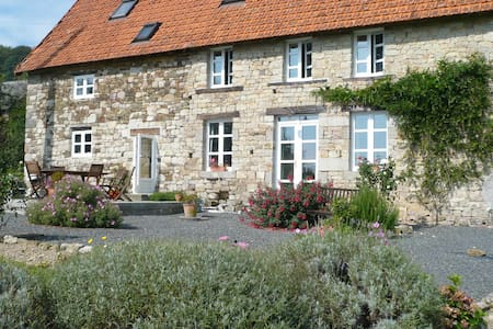Bed and Breakfast in Normandy, Fr 1 - Pont-Farcy - Wikt i opierunek