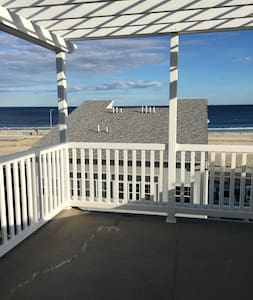 Beachfront Terrace Room - Casa