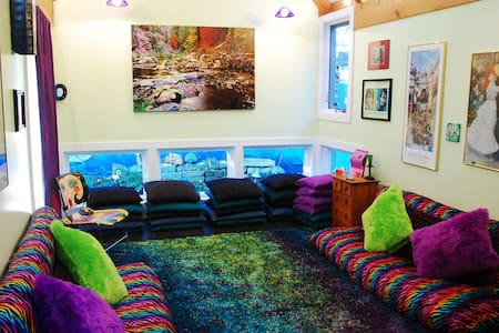 Zilker Park, Fun, Funky, Peaceful - Austin - House