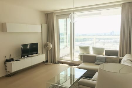 Modern apartment, top location with amazing view!!