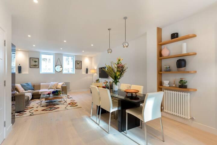 2BR *Duplex *Penthouse *Kensington *Terrace