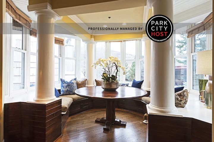 Best Location Park City | Steps to Old Town & Slopes | Empire House