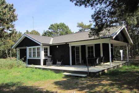 Nyd nogle dage i skønt feriehus på Læsø