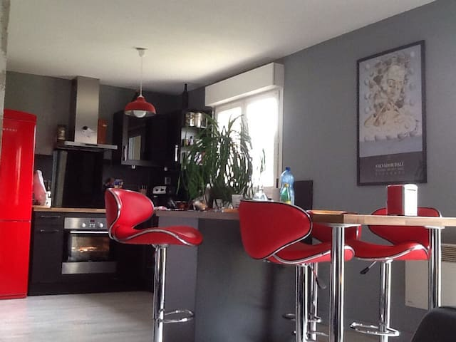 Maison dans résidence calme - Laloubère