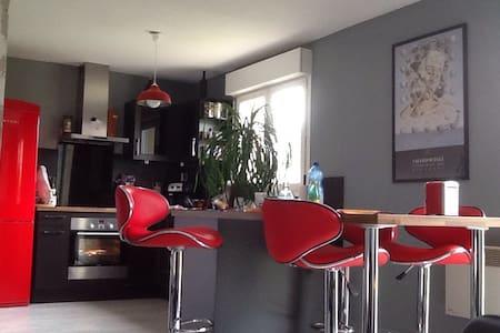 Maison dans résidence calme - Laloubère - Hus