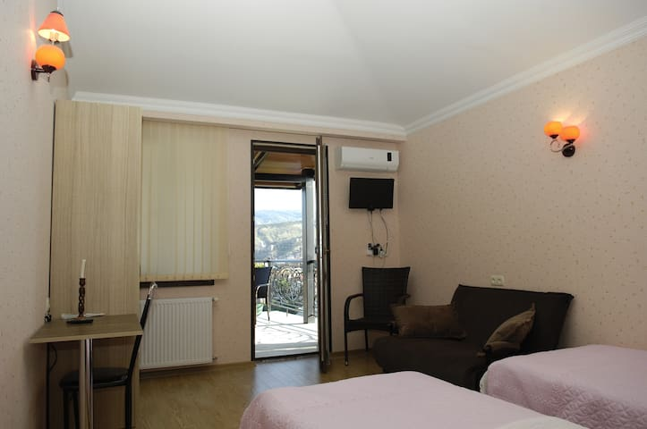 AMAZING VIEW - Tbilisi - Bed & Breakfast