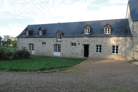 Grande maison ancienne familiale  - Souvigné sur sarthe