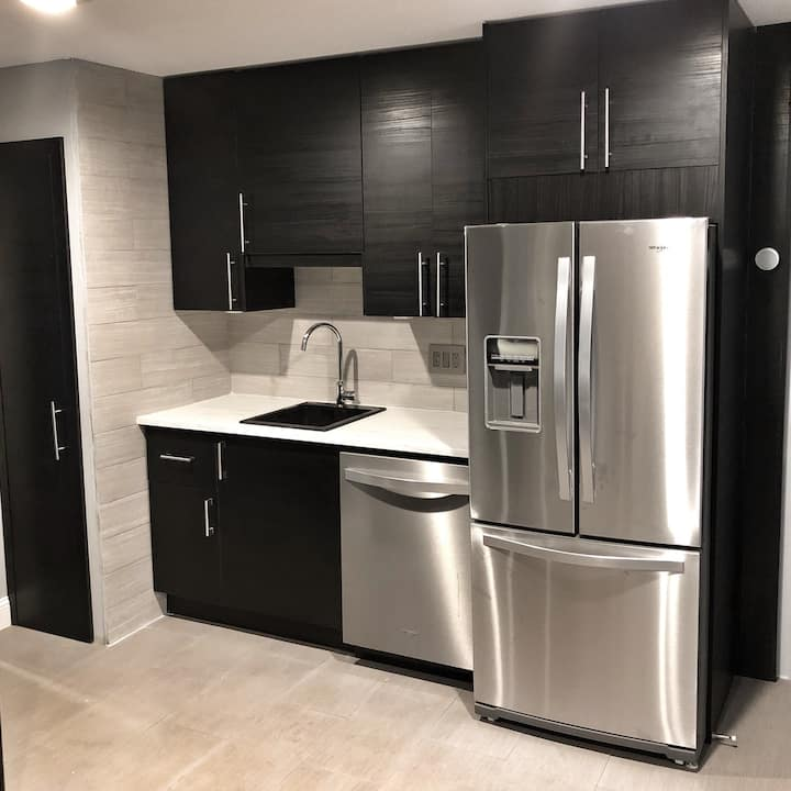 Upscale Downtown 1 QN BD/1BA Apartment (#3)