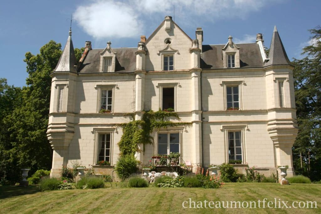 chateau rental loire valley france houses for rent in