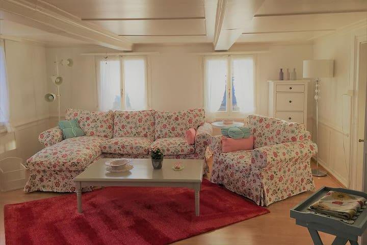 2 Zimmerwohnung auf der Sonnenterrasse Amden