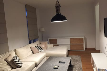 Ruim appartement net buiten centrum - Antverpy - Byt