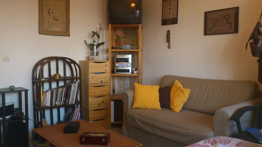 Nice studio near Agnettes station