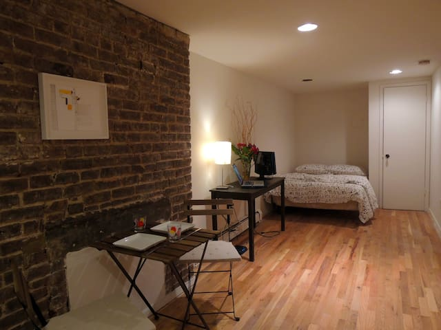 Privade studio in EastVillage-heart of NY - New York - Appartement