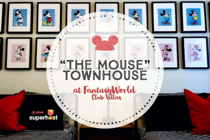 Disney World Vacation Home - The Mouse Townhouse 2