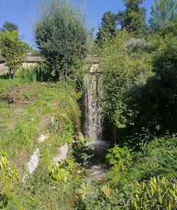 Única no campo rural perto cidade - Guimaraes - Willa