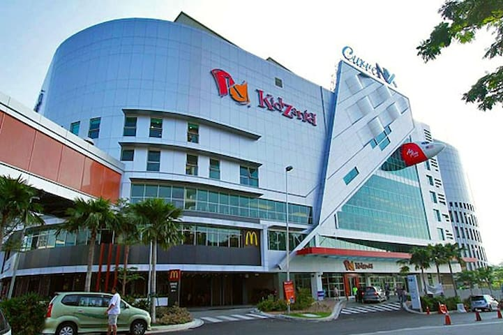Kidzania, a place kids love the most, is just nearby us