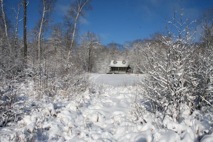 Cabin on Private Lake - Restoule
