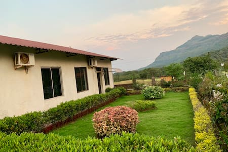 3-BHK Villa with Private Lawn