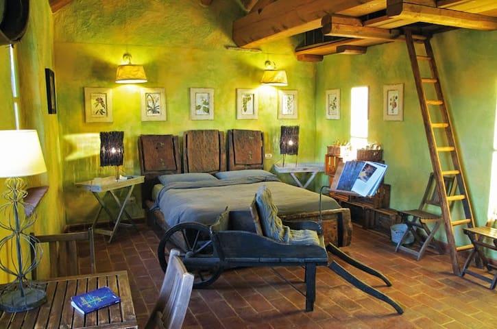 Galbusera Bianca - Stanza del Giardiniere - Rovagnate - Bed & Breakfast
