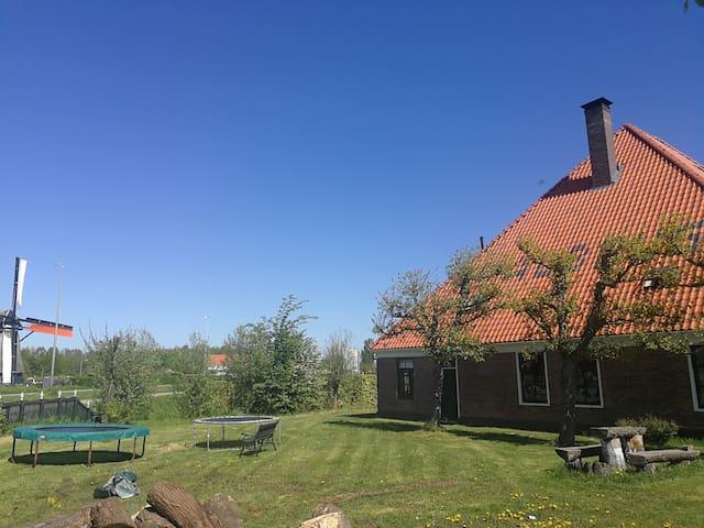 Boerderij de Valbrug Uitgeest, near Amsterdam