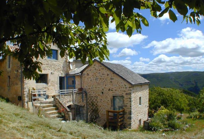 Gite de Minn, St-Sauveur du Larzac - Nant - Дом