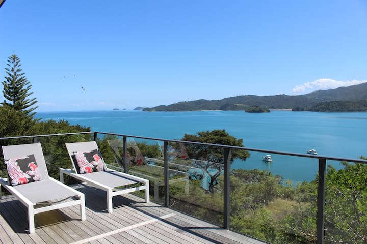 Poppy Apartment ~ Wyuna Bay ~ Coromandel