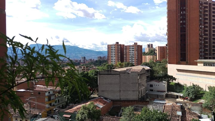 A Space of Sound and Tranquility in Envigado