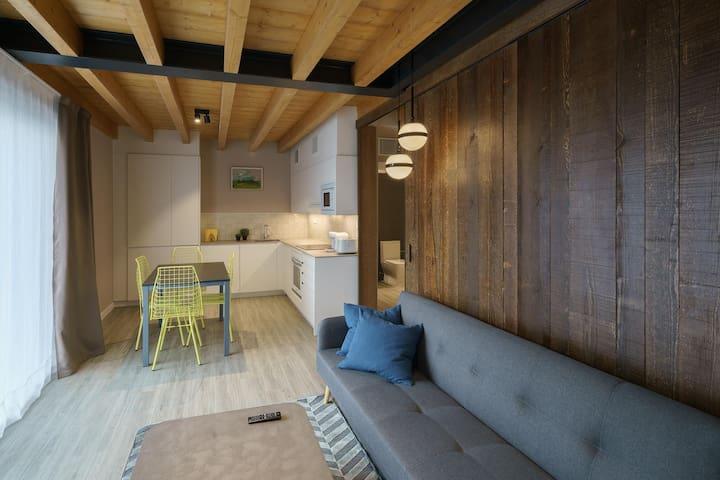 La Santilar, apartamento 1.